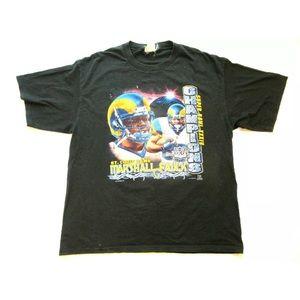 Vintage Marshall Faulk St. Louis Rams T Shirt